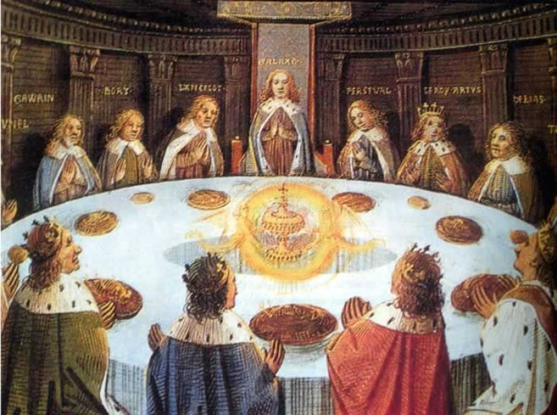 Antropologia alimentare e tavola rotonda - Cavalieri della tavola rotonda ...