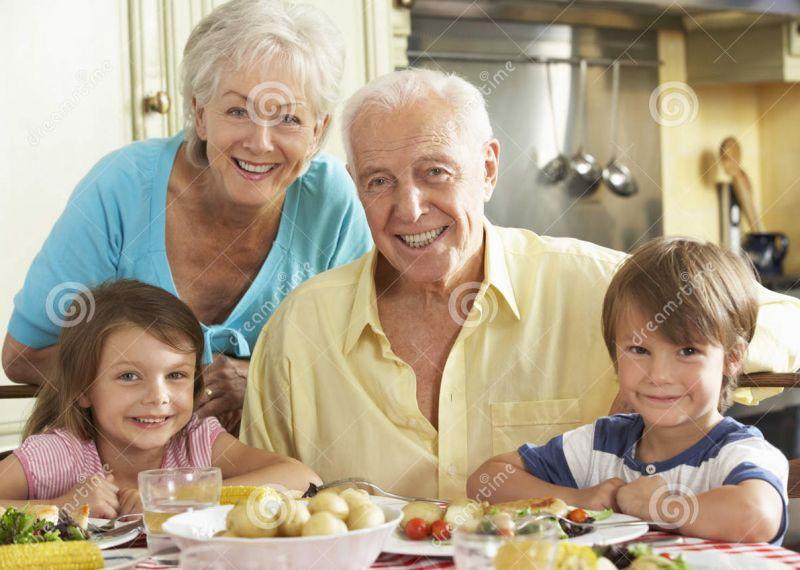 Neurogastronomia e gusto nelle varie fasi della vita - Nonne in cucina ...