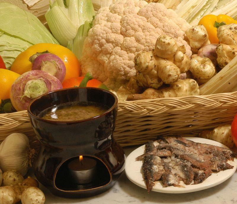 Storia tradizioni cucina piemontese
