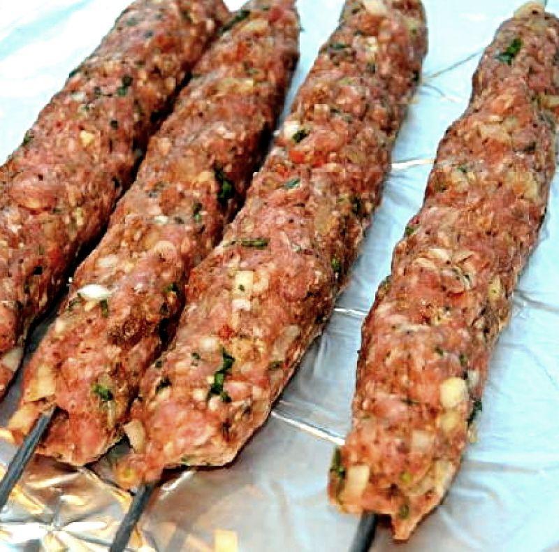 Ben noto Ricetta Ciolo Kababe Kubide persiano FG12